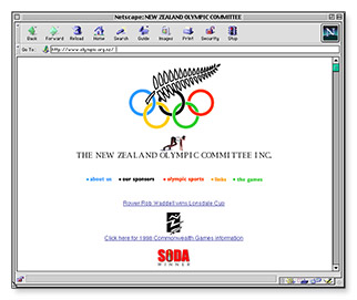 New Zealand Olympic Committee - homepage