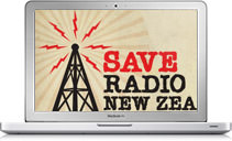Save Radio New Zealand