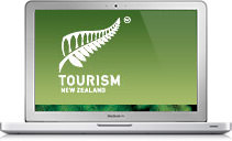 Tourism NZ intranet