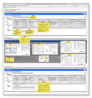 Transpower GOL - single user editing wireframe v4