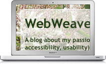 WebWeaver's World